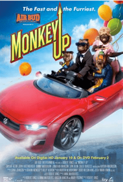 Monkey Up - A Family Favourites Free Screening