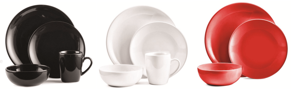 One response to u201cSears Canada Offers Save 75% On Base WholeHome (TM/MC) 16 Piece Dinnerware Setu201d  sc 1 st  Smart Canucks : sears dinnerware sets - Pezcame.Com