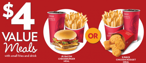 Wendys coupons canada may 2019