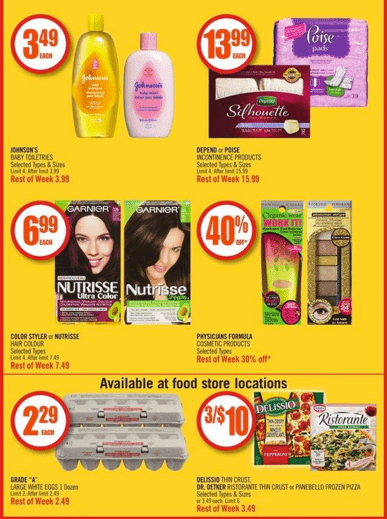 Shoppers Drug Mart Flyers Offers January 23, 2016