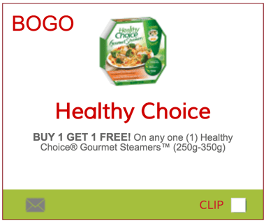 Smart choice coupons canada