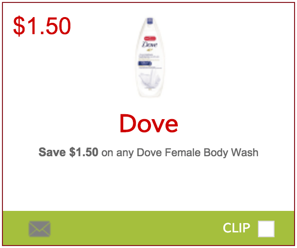 Dove coupons printable 2018