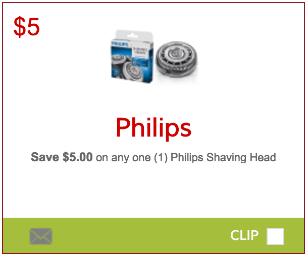 photo about Philips Norelco Printable Coupon known as Philips shaver coupon canada : Kraft coupon codes printable 2018