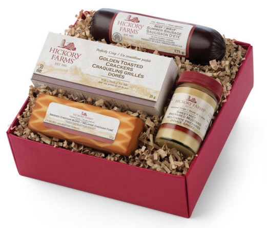 Hickory farms canada sale save to off gift