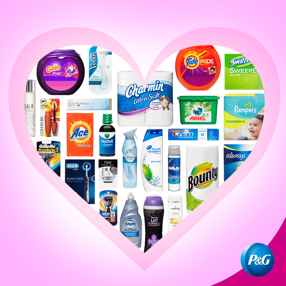 procter and gamble newspaper coupons