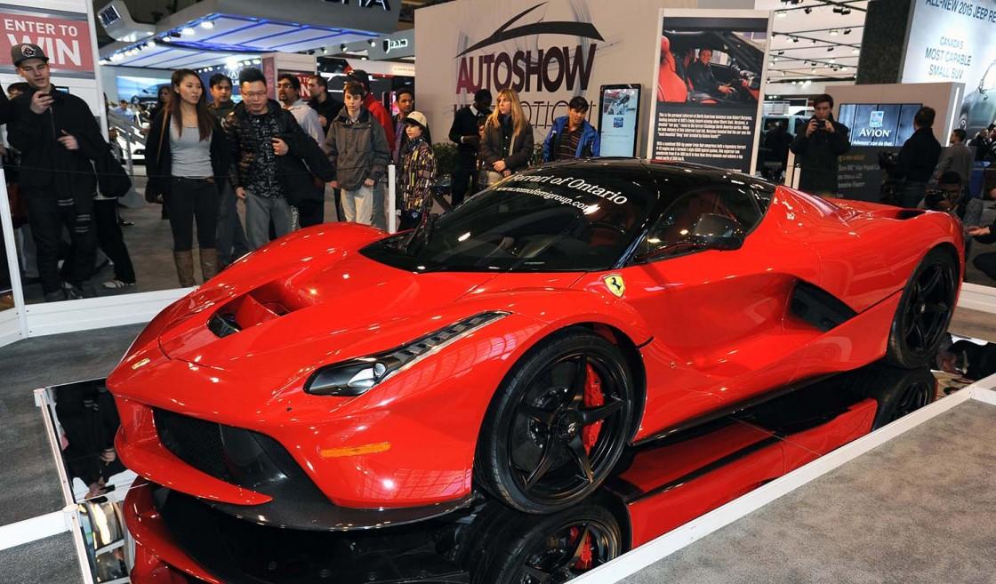 Car Show International Centre