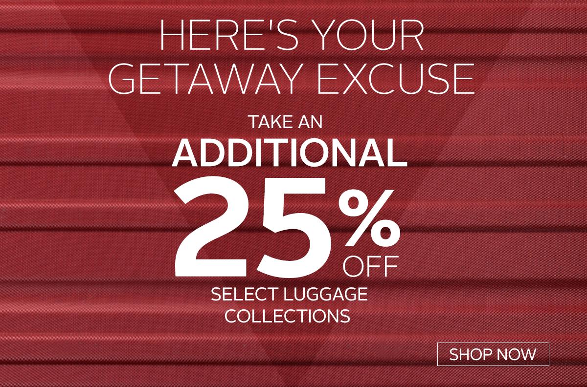 Bentley luggage coupon code