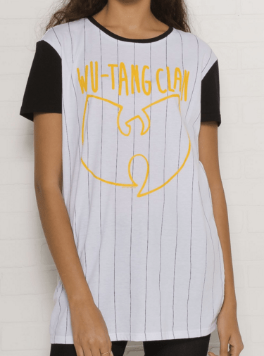 75acda7e Screen Shot 2016-02-04 at 10.16.02 AM For only $5, you can get this Girls  Wutang Licensed Graphic Tee ...