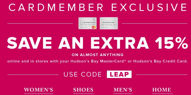 Hudson Shoes Online Discount Code