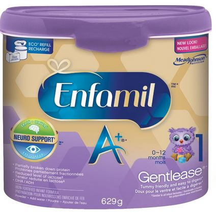 graphic relating to Enfamil Printable Coupons referred to as Enfamil Canada Coupon codes: Help save $7 Upon Enfamil A+ Formulation
