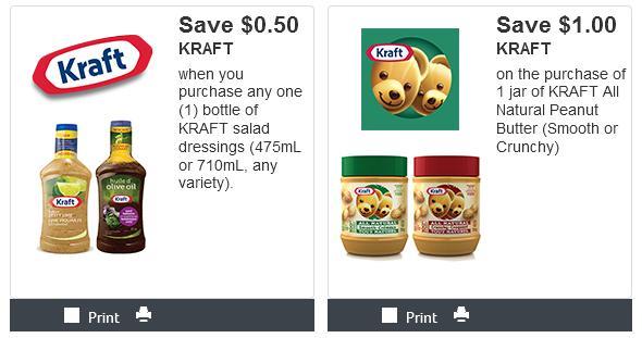 Kraft peanut butter coupons canada 2018