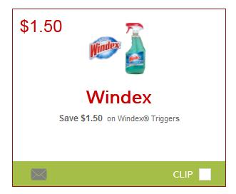 picture about Windex Printable Coupon named Canadian Discount codes: Preserve $1.50 Upon Windex Causes *Printable