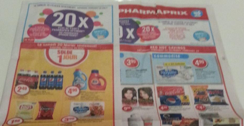 pharmaprix flyer sneak peek feb 20-26
