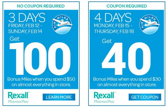 rexall coupons