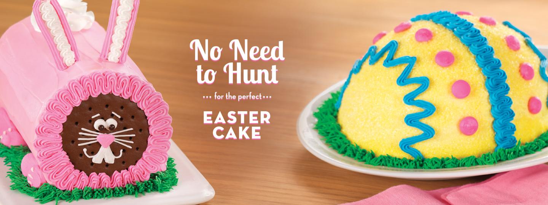 Banner Cakes Home En