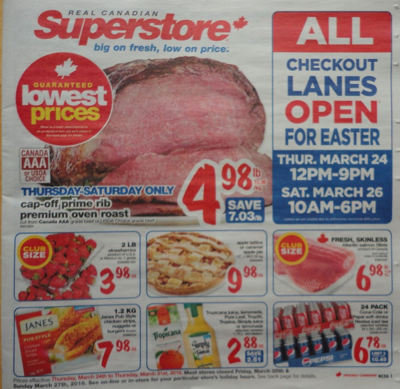 Printable coupons real canadian superstore