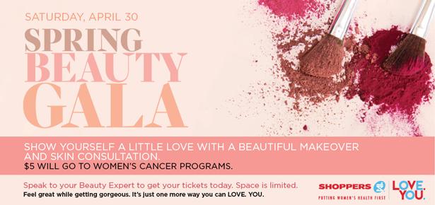 SDM beauty Gala April 2016