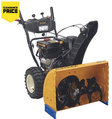 Lowe S Canada Clearance Sale Save 40 Off Snow Blowers