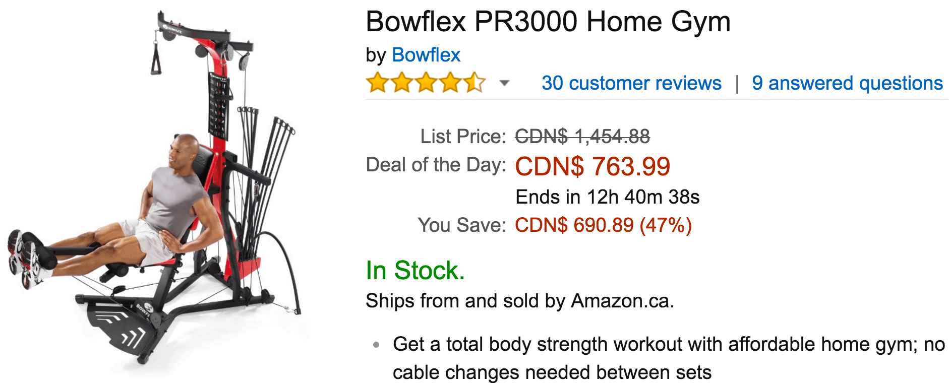 Shop with Bowflex Treadclimber Promo Code, Save with Valuecom.com