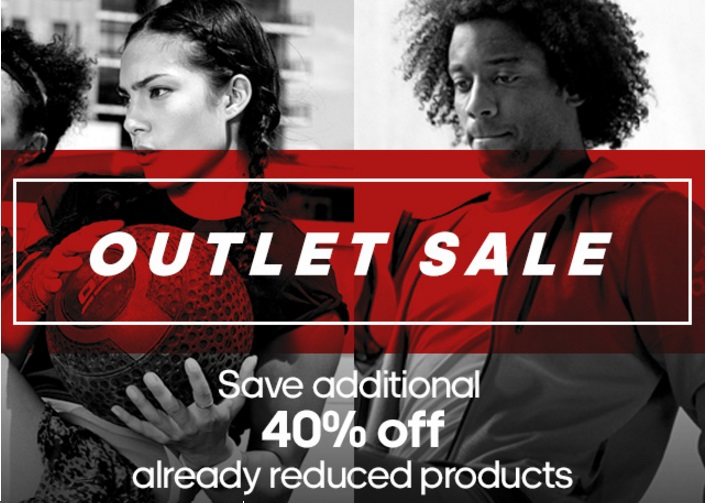 adidas outlet 40 off
