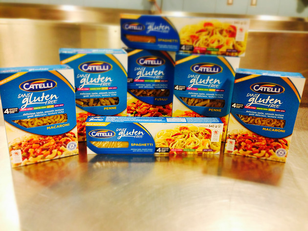 photo regarding Gluten Free Coupons Printable called Canadian Coupon codes: Help you save $1 Upon Catelli Gluten Free of charge Pasta