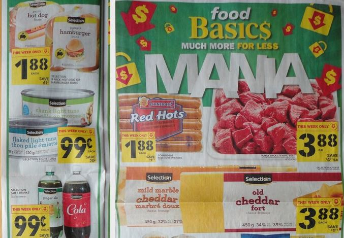 food basics flyer