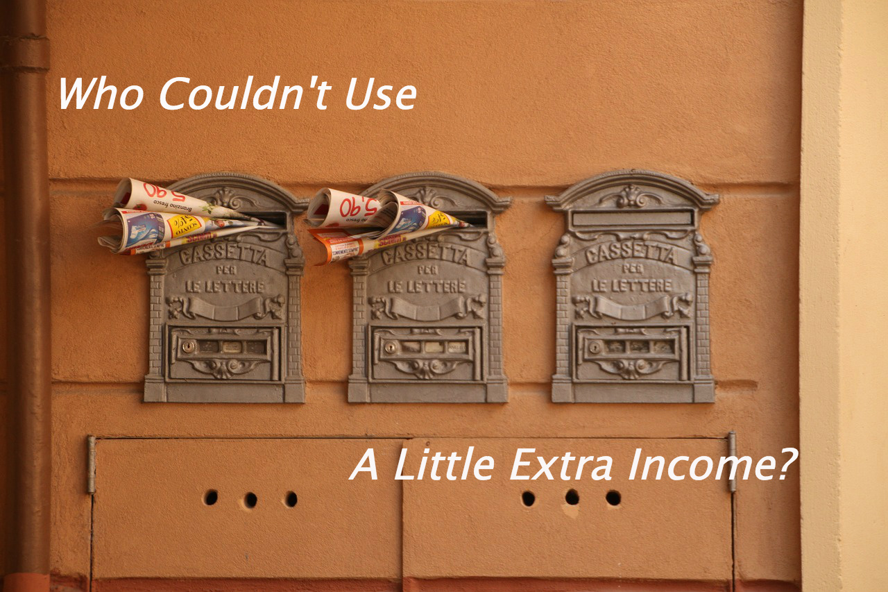 how to make extra income in canada