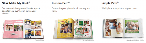 Limit one promo code per order. Taxes, shipping and handling will apply. Shop at Shutterfly Now. Offer ends September 12, What Does your free Photo Book Include: It has 20 pages, which you can design yourself online or by using the smartphone application. Choose different finishes and covers.