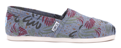 Toms coupon code canada
