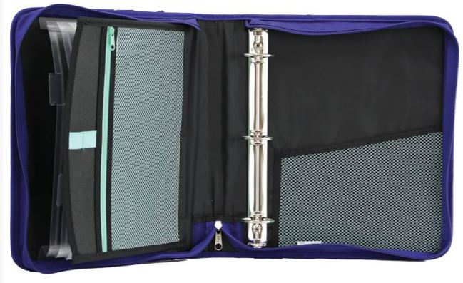 staples canada zippered binders only 6 great for couponers