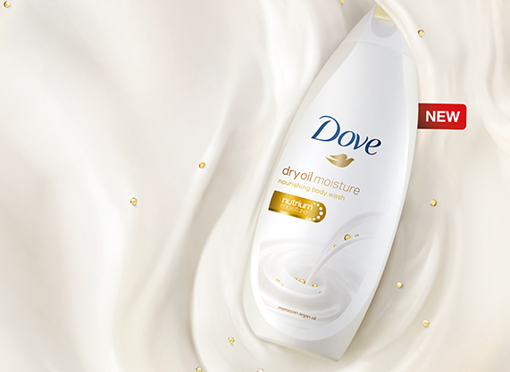 Dove Dry Oil Argan Oil