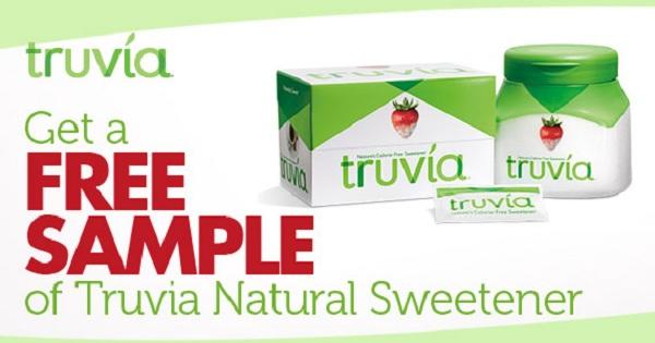 Free-Sample-of-Truvia-Natural-Sweetener