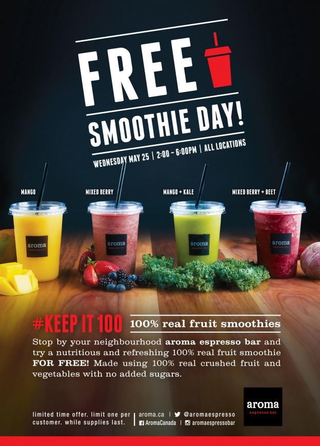 aroma-espresso-bar-Free-Smoothie-Day-flyer-624x869