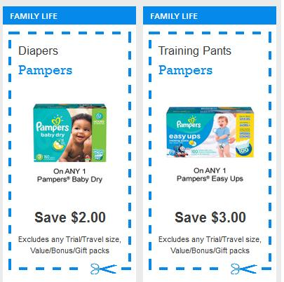 P&g coupons canada