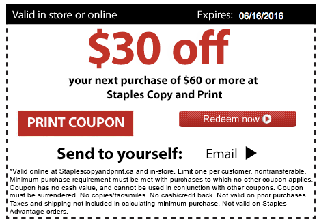 Staples 40 off 80 coupon