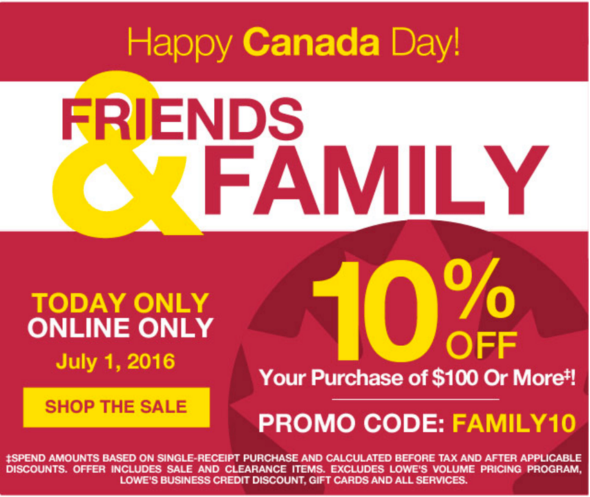Lowe S Canada Online Shopping