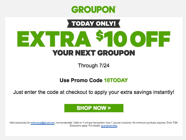 Groupon coupon code 5 off 2018