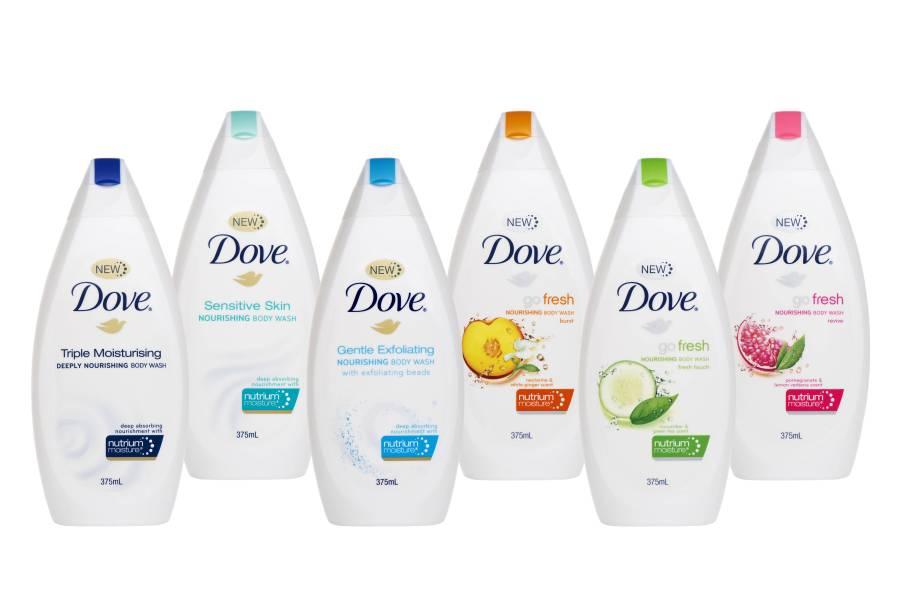 dove female body wash coupon