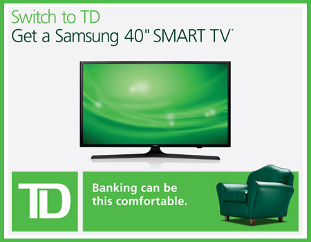 Image result for td bank tv contest