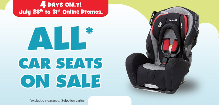 Babies R Us Coupons For Car Seats