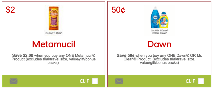 Smartsource Ca Canada Coupons Save 2 00 On Any Metamucil Product 50 On Any Dawn Or Mr Clean Product Canadian Freebies Coupons Deals Bargains Flyers Contests Canada