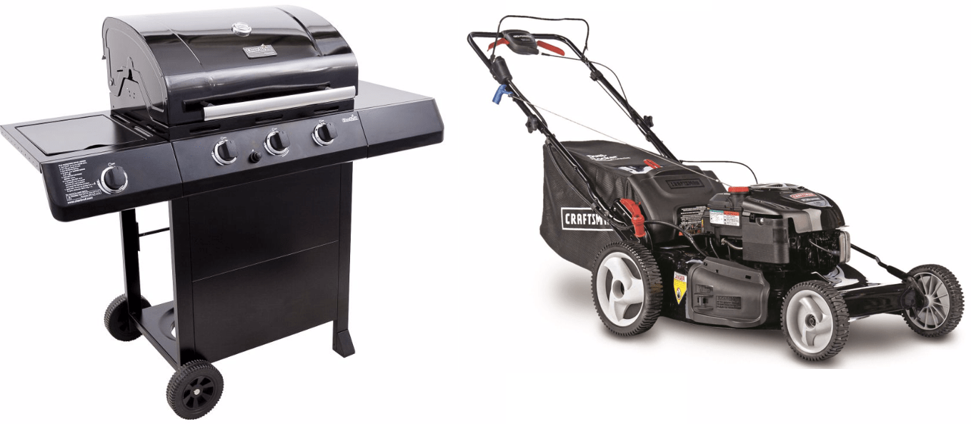 Lawn Mower Grill : Sears canada summer deals get the char broil burner gas
