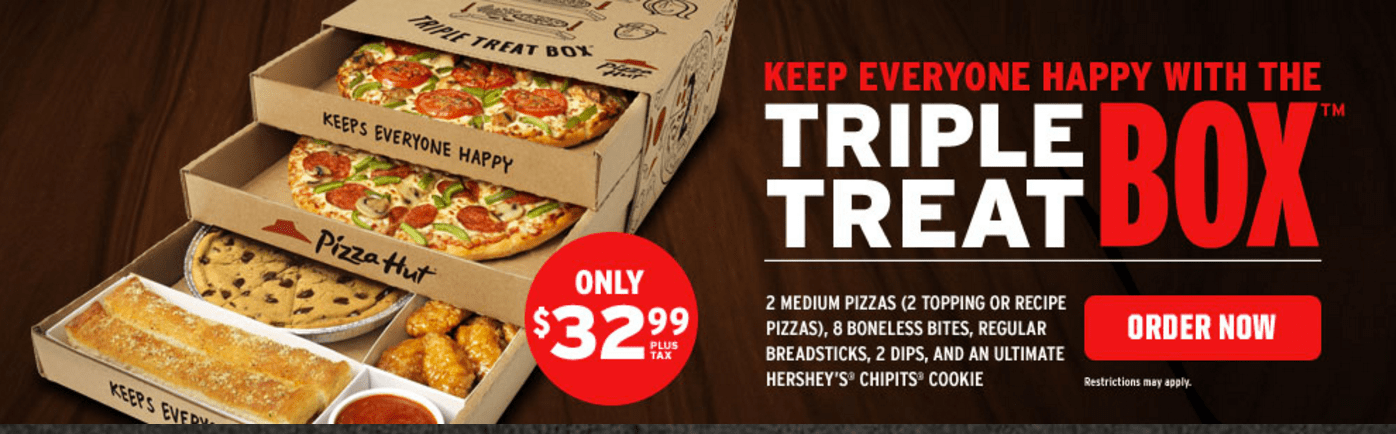 Pizza hut canada coupons