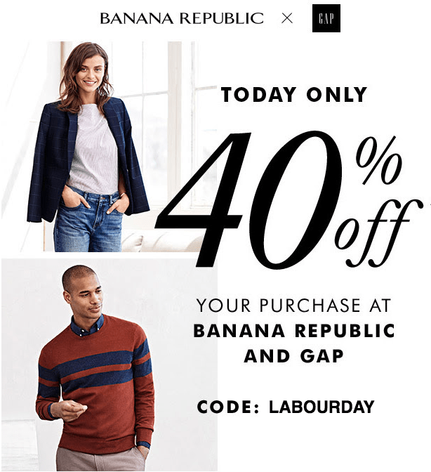 Gap canada coupons august 2018