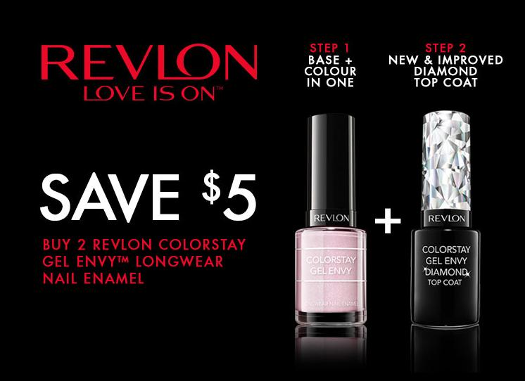 Walmart Canada Coupons Save 5 When You Purchase Two Revlon