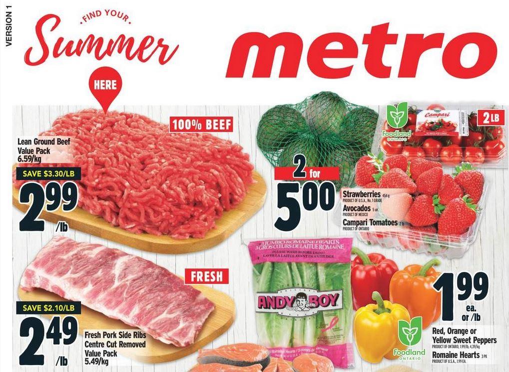 metro ontario flyer sneak peek hot deals august 25 31 canadian freebies coupons deals. Black Bedroom Furniture Sets. Home Design Ideas