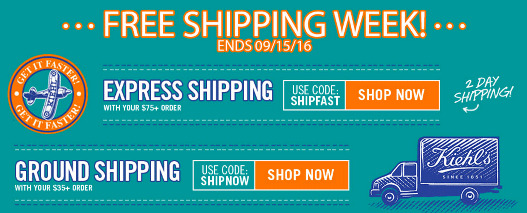 Free shipping birthday express coupon