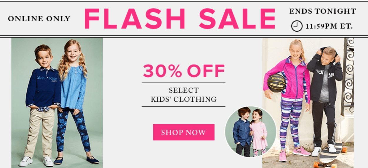 Kids clothing online canada