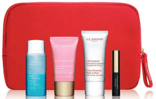 Clarins Canada gift st Sears Canada SmartCanucks