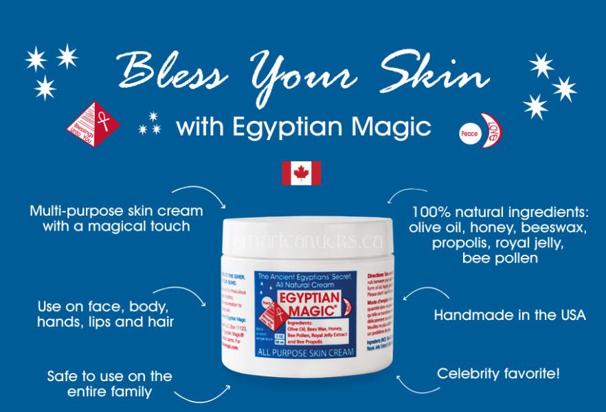 Egyptian Magic Free Sample Canada